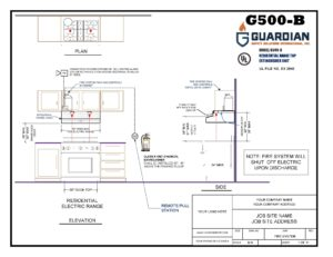Guardian Residential Fire System